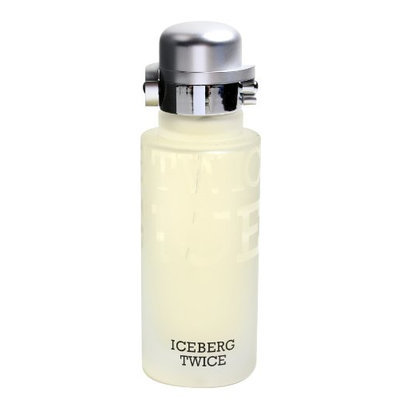 Iceberg Twice By Iceberg For Men. Eau De Toilette Spray 4.2 Ounces