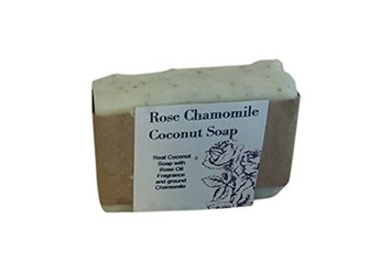 Rose Chamomile Coconut Soap