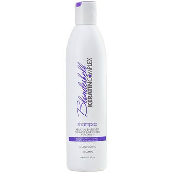 Keratin Blondeshell Complex Shampoo for Unisex