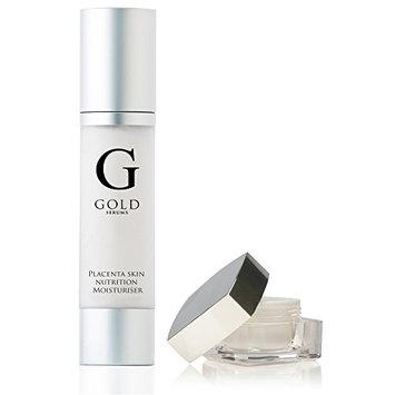 Gold Serums Placenta Eye Gel and Placenta Moisturizer