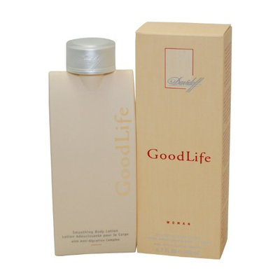 Good Life By Davidoff For Women. Body Lotion 6.8 Ounces