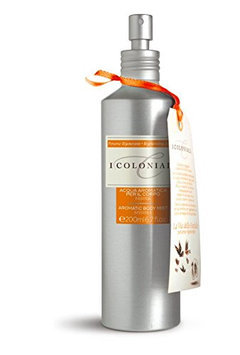 I Coloniali Aromatic Body Mist with Myrrh