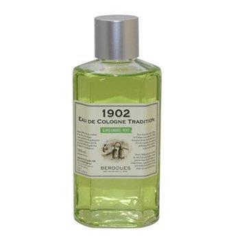 1902 Gingembre Vert For Men Eau De Cologne Tradition Splash 16 Oz / 480 Ml By Berdoues