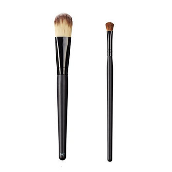 ON&OFF East Meets West Collection Color Lay Down and Shadow Fluff Brush Set