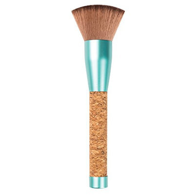 Danielle Enterprises Cork Collection Flat Powder Brush