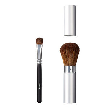 ON&OFF Shadow and Take Along Face Makeup Brush