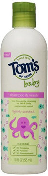 Tom's of Maine Lightly Scented Baby Shampoo and Wash