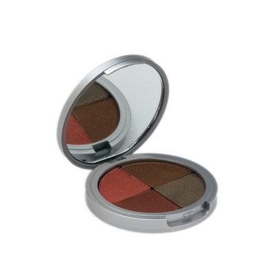 The Organic Face 100% All Natural Quad Eyeshadows - Mesa