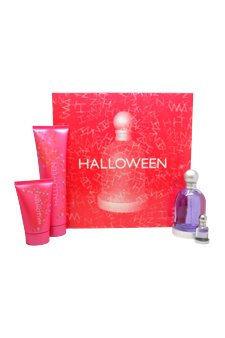 Jesus Del Pozo Halloween Gift Set for Women (Eau De Toilette Spray