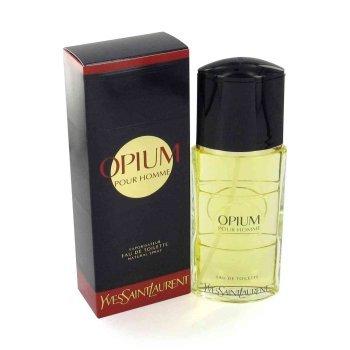 Opium for Men Eau De Toilette by Yves Saint Laurent 3.4 oz