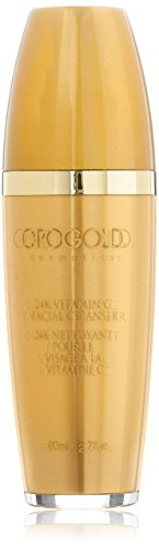 24k Vitamin C Facial Cleanser From Orogold