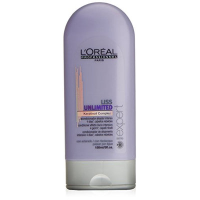 L'Oréal Paris Professional Serie Expert Liss Unlimited Keratin Oil Complex Conditioner