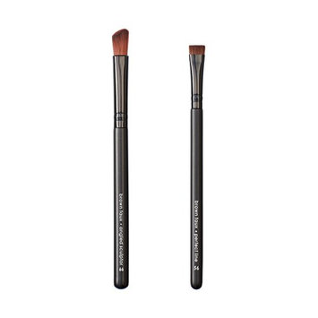 Makeover Vegan Love Angled Sculptor and Perfect Line Brush