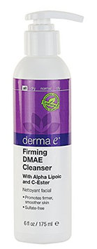 derma e Firming Cleanser with DMAE