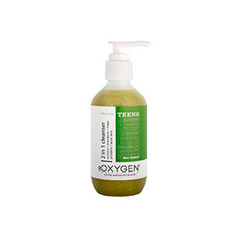 Oxygen Teen 2 In 1 Cleanser for Problem Skin