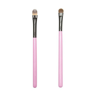 ON&OFF PINKLOVE BRUSH COLLECTION Spoolie and Foundation Brush