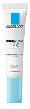La Roche-Posay Hydraphase Intense Eye Cream with Hyaluronic Acid to Reduce Under-Eye Bags and Puffiness
