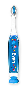 Dimension 9 938064 Personalized Flashing Toothbrush