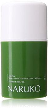 Naruko Tea Tree Shine Control and Blemish Clear Gel-Cream