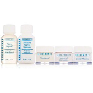 Bioelements Travel Facial Light Kit for Very Dry and Dry Skin