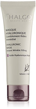 Thalgo Cleanser Hyaluronic Mask Instant Wrinkle Filling for Women