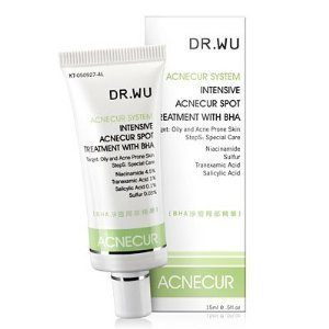 DR.WU Intensive Acnecur Spot Treatment with BHA 15 mL