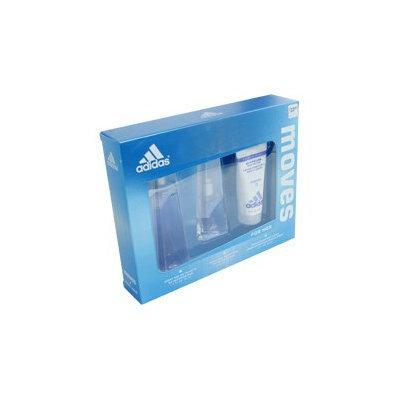 Adidas Moves Fragrance Set by Adidas