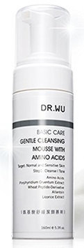 DR. WU Gentle Cleansing Mousse with Amino Acids