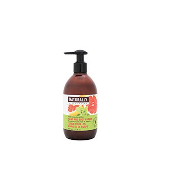 Naturally Nourishing Hand and Body Lotion