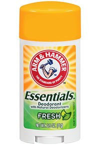 Arm & Hammer Essentials Natural Fresh Deodorant