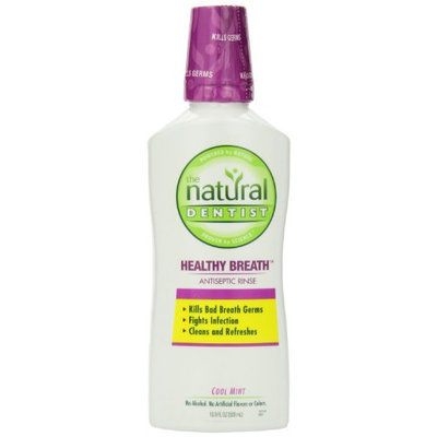 The Natural Dentist Healthy Breath Antiseptic Rinse
