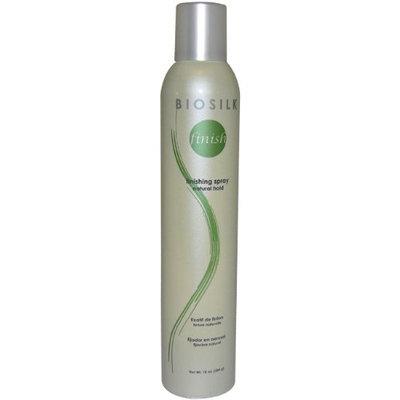 Finishing Spray Natural Hold by Biosilk for Unisex - 10 Ounce Hair Spray