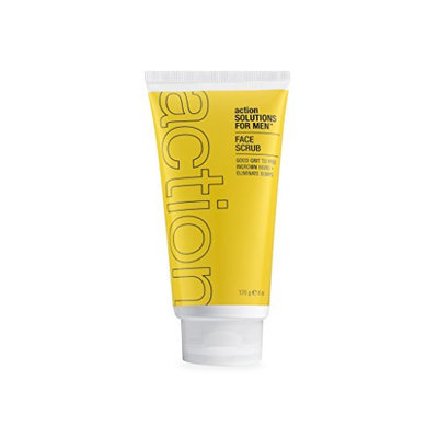 Action Solutions for Men Face Scrub