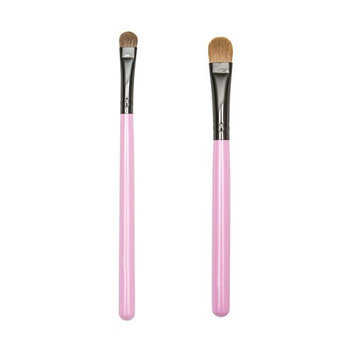 ON&OFF PINKLOVE BRUSH COLLECTION Mini Smudger and Blush Brush