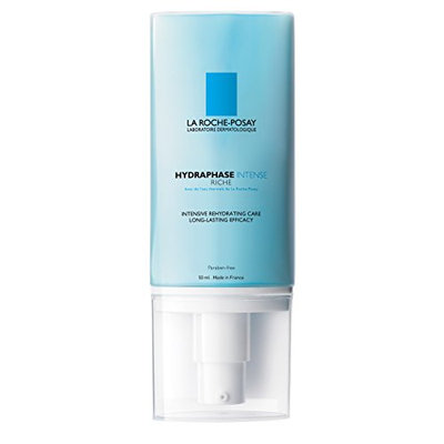 La Roche-Posay Hydraphase Intense Riche 24-Hour Intense Rehydration Moisturizer for Dry Skin with Hyaluronic Acid