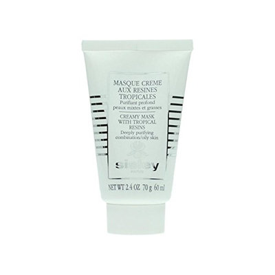 sisley Creamy Mask with Tropical Resins Deeply Purifying Combination for Oily Skin