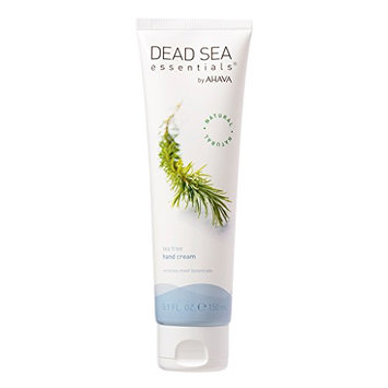 Dead Sea Essentials by Ahava Tea Tree Hand Cream
