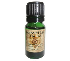 NWI Trading Company Boswellia Sacra Essential Oil Made from Hojari from Oman