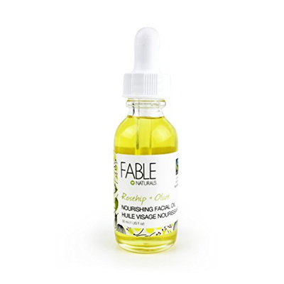 Fable Naturals Nourishing All Natural Facial Oil