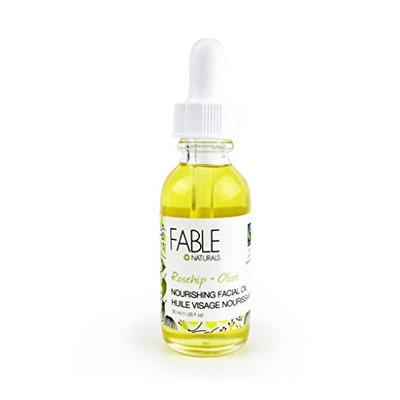 Fable Naturals Nourishing All Natural Facial Oil