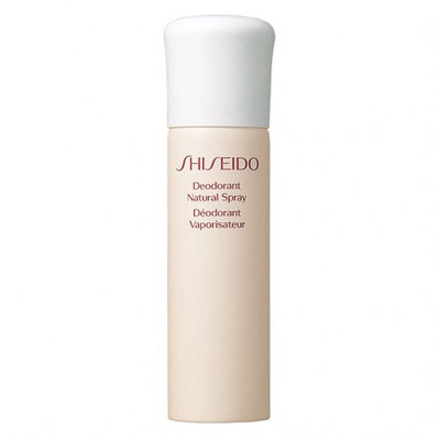 Shiseido Deodorant Natural Spray for Unisex
