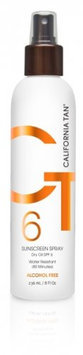 California Tan Dry Oil Spray