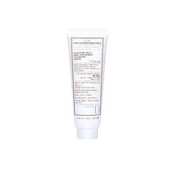 VMV Hypoallergenics Superskin Moisture Rich Mild-Mannered Cleansing Scrub for Dry Skin