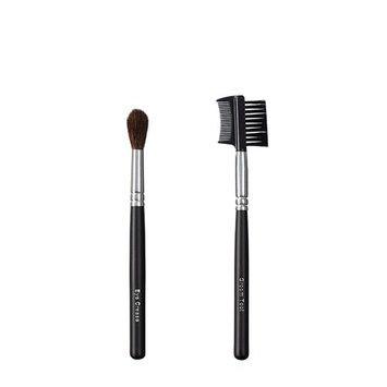 ON&OFF Eye Crease and Groom Tool Makeup Brush