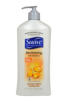 Vitamin E Body Lotion By Suave for Unisex
