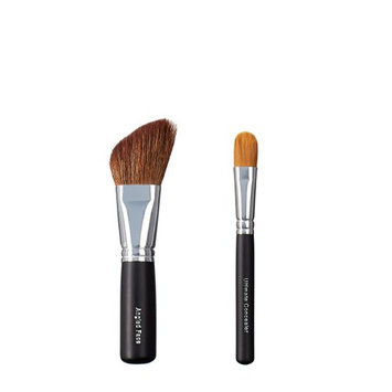 ON&OFF Angled Face and Ultimate Concealer Makeup Brush