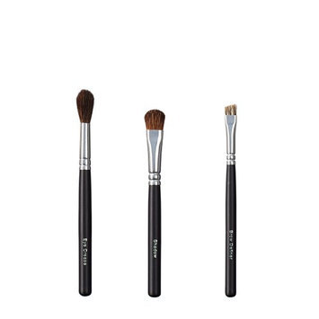 ON&OFF Trio Eye Crease/Shadow and Brow Definer Brush