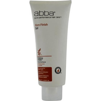 Abba Firm Finish Styling Gel for All Hair types