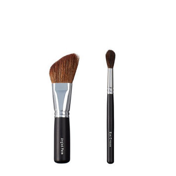 ON&OFF Angled Face and Eye Crease Makeup Brush