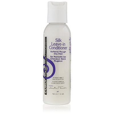 Curly Hair Solutions Travel Size Silk Leave-In Conditioner